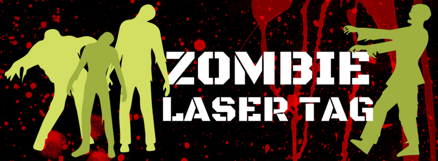 laser tag zompbie edition